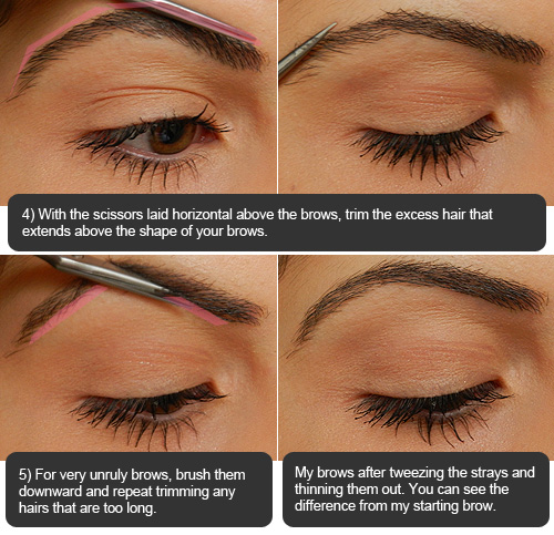 This is the easiest step by step eyebrow tutorial that can help you ...