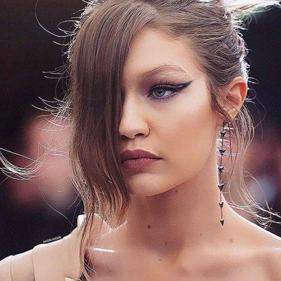 Gigi Hadid Met Gala Joury makeup Erin Parsons